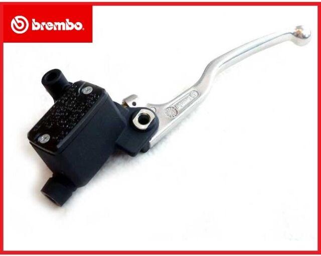 Bomba Embrague Moto Brembo 10467017 PS13 Negro con Depósito Ducati Honda