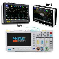 Fnirsi 1014d Fnirsi 1013d 7 Tft Lcd 100mhz 2 1gsas Oscilloscope 2 Channels