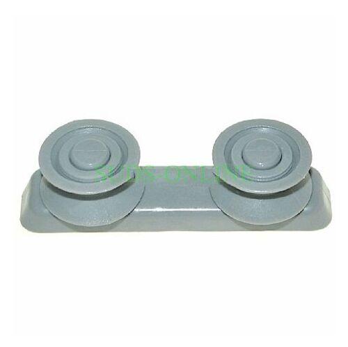 4 x kenwood kdw1274w lave-vaisselle V type panier supérieur soutient runner