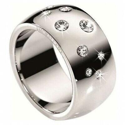 ANELLO DONNA MORELLATO LOVE ACCIAIO GIRODITO silver MISURA 12 14 16 18 SNA41
