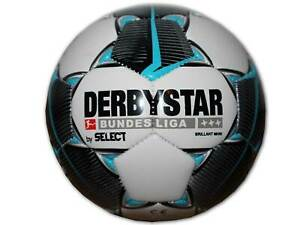 Derbystar-Bundesliga-Mini-Fussball-19-20-Fan-Ball-Miniball-Gr-0-Freizeit-Sport