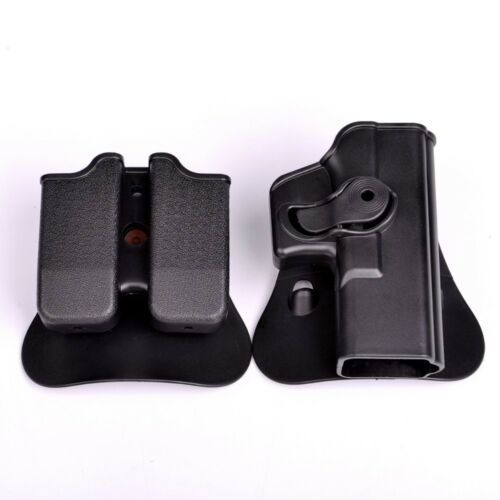 New Style Polymer Roto Holster for Glock 17// 19 Model Right Handed Holsters