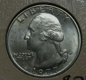 1988-D Washington Clad Quarter Grading Choice Uncirculated     DUTCH AUCTION