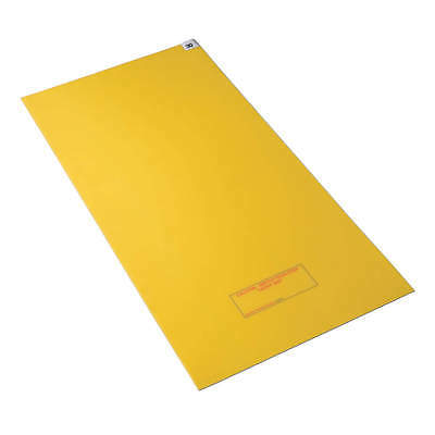 """Other Cleaning Supplies Other Business & Industrial 4 Mats 120 Sheets Industrial Grade Wm-2445y Tacky Mat 24 X 45"""" Spare No Cost At Any Cost"""