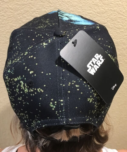 LE //2000 2015 SDCC Exclusive Loot Crate Star Wars Snapback Hat Cosmic Bioworld