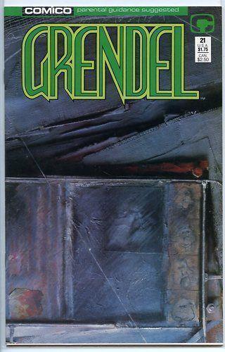 Grendel 1986 series # 21 near mint comic book