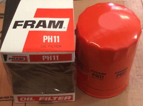 FRAM PH11 OIL FILTER NOS
