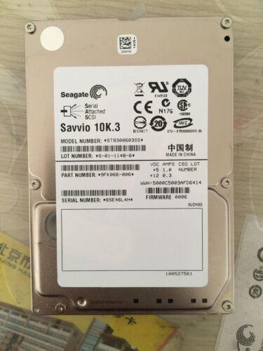 "Seagate//DELL 300GB 10K 2.5/""6G SAS DRIVE ST9300603SS hard Drive"