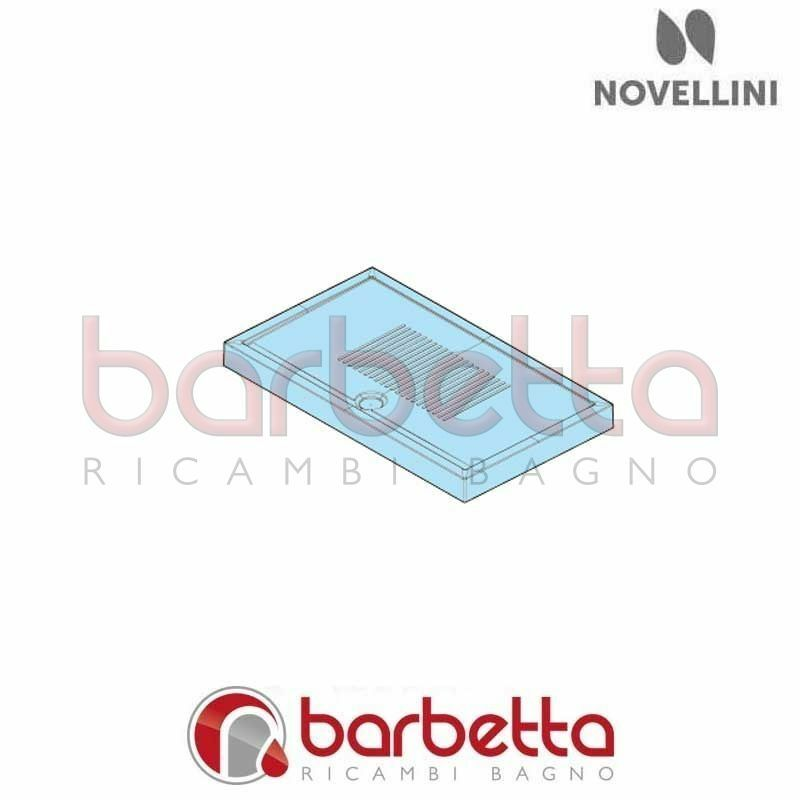 PIATTO DOCCIA OLYMPIC 120X80 EON NOVELLINI OLN120804-79