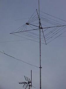Complet-7-Bande-HF-toile-d-039-araignee-Double-Fil-Antenne-Custom-Built-4-6-10-12-15-17-20