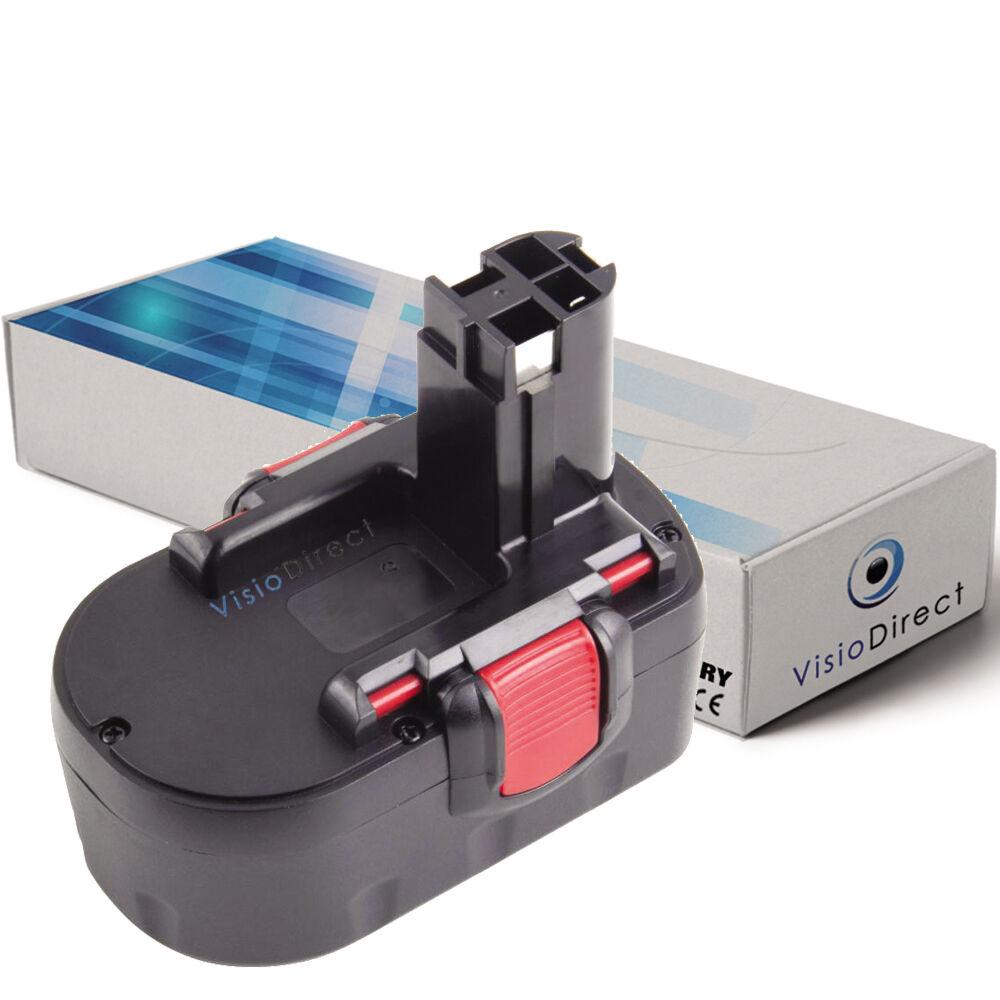 Batterie 14.4V 3000mAh pour Bosch 32614-2G  - Société Française -