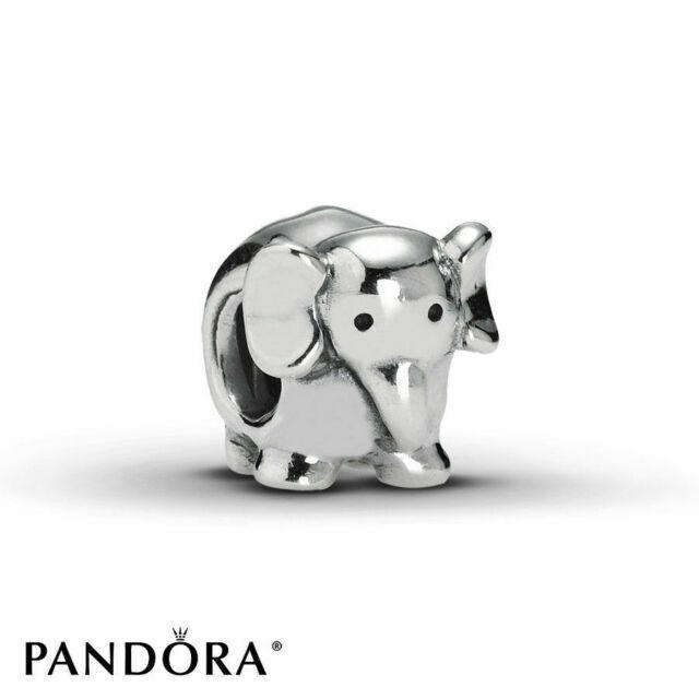 charm pandora elephant
