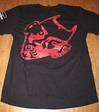 CASILLERO DEL DIABLO lrg T shirt wine Concha y Toro Vineyard tee Devil logo