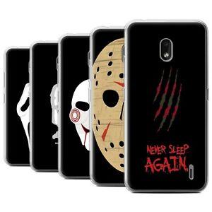 Gel-TPU-Case-for-Nokia-2-2-2019-Horror-Movie-Art