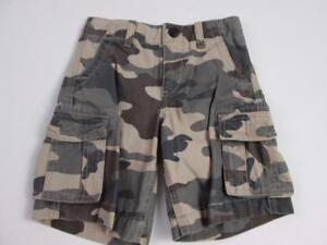 b36a68f8c4 Image is loading BABY-GAP-KIDS-BOYS-CAMOUFLAGE-CASUAL-CARGO-SHORTS-