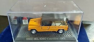 IXO-1-43-RENAULT-ACL-RODEO-COURSIERE-1971-NEUF-EN-BOITE