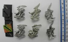 Skaven Gutter Runners RARE WARHAMMER Citadel Miniatures VINTAGE New /& Sealed
