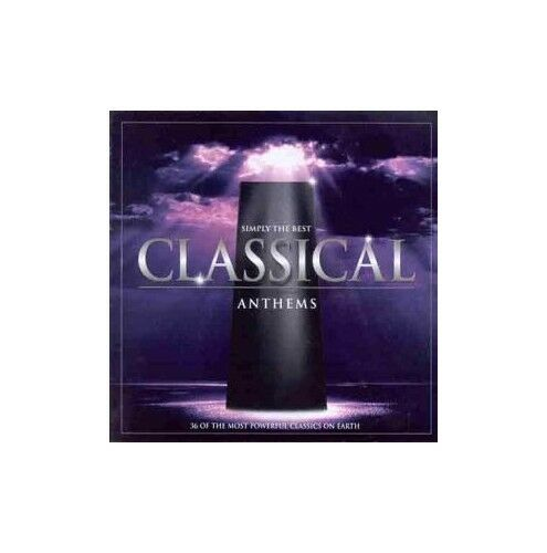 1 of 1 - Various - Simply The Best Classical Anthems - Various CD R4VG The Cheap Fast
