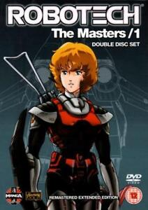 Robotech-The-Masters-1-2-DVD-Animation-1995
