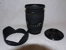 Sigma Zoom 24-70mm f/2.8 EX DG Lens For Canon
