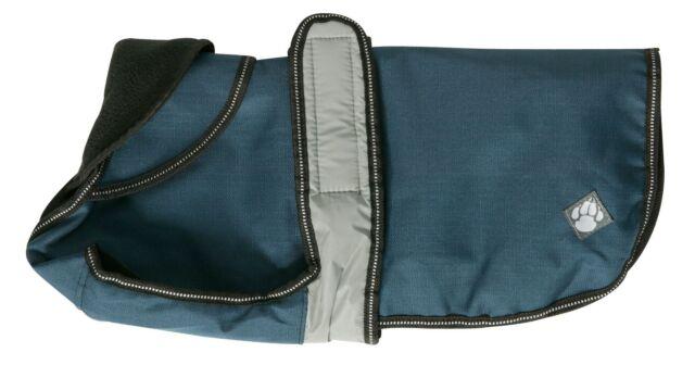 """Danish Design Dog Coat 2 in 1 - Blue - 55cm (22"""")"""