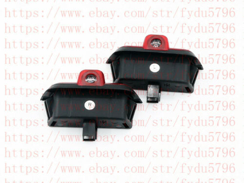 2X Car LED Logo Door Courtesy Projector Puddle Light For Benz C-Class W204 08-14