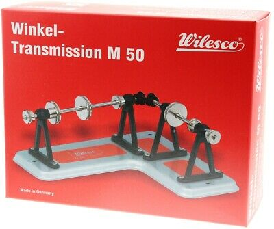 WILESCO   M  50  WINKEL-TRANSMISSION