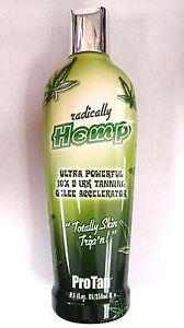 Radically-Hemp-10x-Dark-Gelee-Accelerator-Tanning-Bed-Lotion-BY-ProTan
