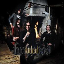 DAMAGED ARTWORK CD Witchcraft: Firewood