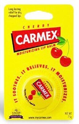 Carmex  Moisturizing Lip Balm Cherry 7.5g .25 OZ