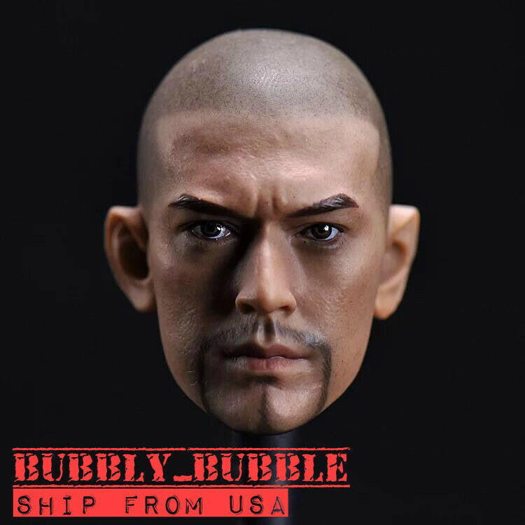 1 6 Holy Monk Bear Head Dou Zhanshen For 12  Hot Toys PHICEN Male Figure  USA