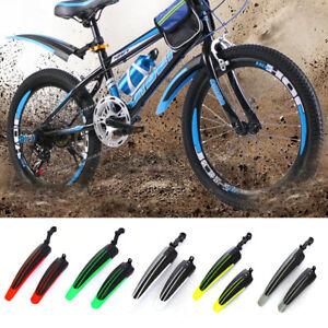 CICLISMO-Bicicletta-Anteriore-Posteriore-Fango-Protezioni-FANGO-Set-parafanghi-MOUNTAIN-BIKE-TIRE