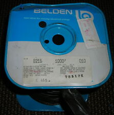 Belden 8216 RG-174 Coaxial Cable 1000ft Spool NOS
