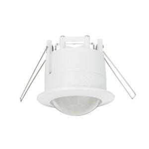 SAXBY Recessed 360 Degree PIR Ceiling Occupancy Motion Sensor Detector Light