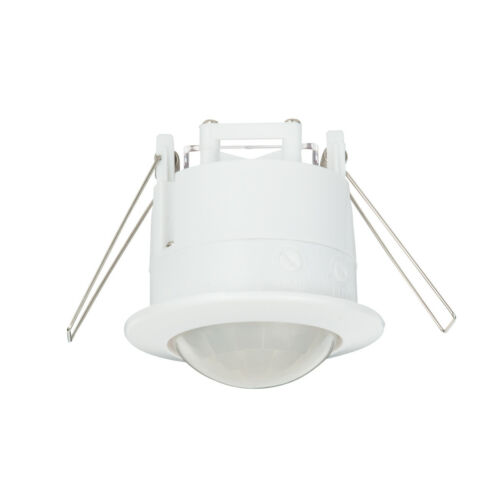 SAXBY Recessed 360 Degree PIR Ceiling Occupancy Motion Sensor Detector Light