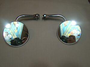 4-inch-round-door-mirror-peep-mirror-with-extension-side-view-mirror-set-pair-2