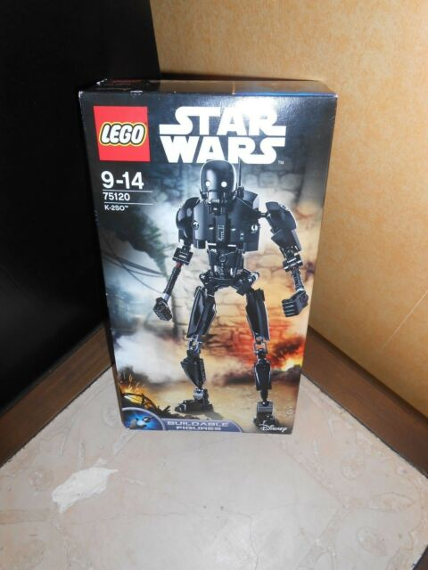 LEGO STAR WARS n° 75120 K-2SO - neuf