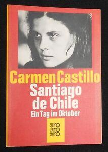 Carmen Castillo - Santiago de Chile. Ein Tag im Oktober - Deutschland - Carmen Castillo - Santiago de Chile. Ein Tag im Oktober - Deutschland