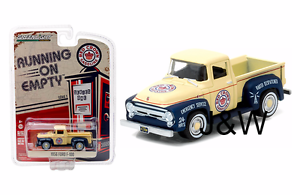 Greenlight Ford F100 1956 Rot Crown Gasoline 41010 1//64
