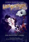 Andrew Lloyd Webber S Love Never Dies 0025192130489 DVD Region 1