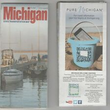 2013 OFFICIAL MICHIGAN ROAD MAP ~ New