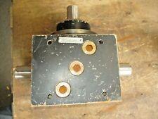 Sf Tandler Bi Iii Gear Reducer Ratio 11 1027201j Used