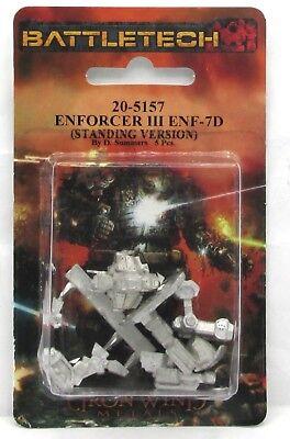 Battletech 20-448 Enforcer ENF-4R//5D TRO3039 Federated Suns Medium Mech IWM