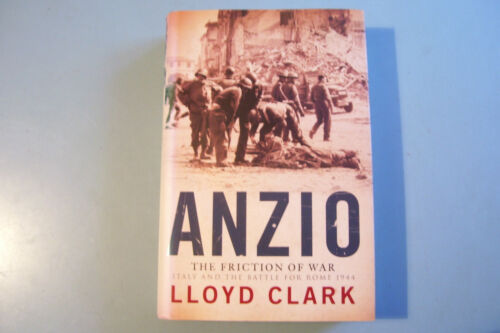 1 of 1 - ANZIO. Italy and the Battle for Rome 1944.