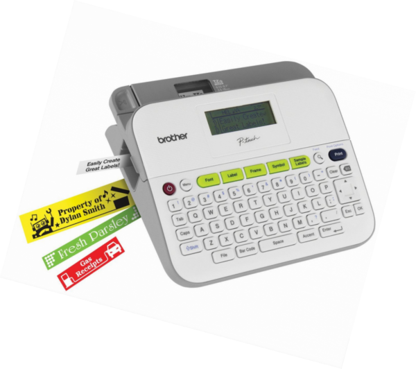 brother p touch label maker p touch compact label maker ptd400 ebay 28719