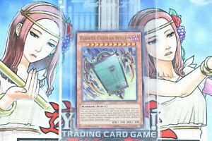 DRL3-EN033 Flower Cardian Willow Ultra Rare 1st edition Mint YuGiOh Card
