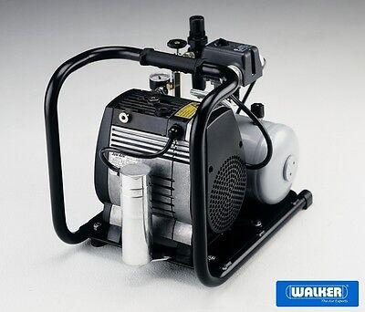 Herrlich Jun-air Of302-4b - Das Original - ölfreier Kolbenkompressor In Profiqualität !