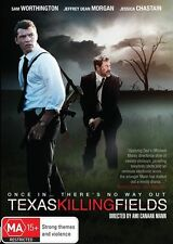 Texas Killing Fields (DVD, 2012)