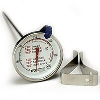 TAYLOR 3505 STAINLESS COOK CANDY DEEP FRY THERMOMETER