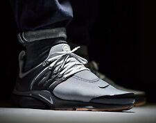 Nike Air Presto Premium caído Gris Granito Size UK 10 EU 45 nos 11 100% Original